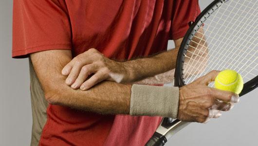 tennis elbow douleur
