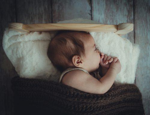 Ostéopathie et le sommeil de bébé